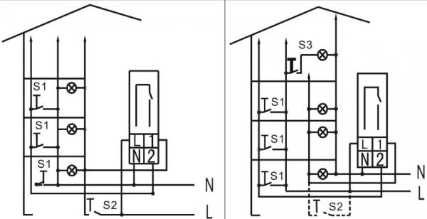 Treppenhaus technische zeichnung  swettews - Treppenlicht automat zeitrelais schalter Treppenhaus ...